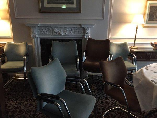 Secondhand Burgess chairs for sale