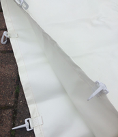 Capri marquee gutters for sale