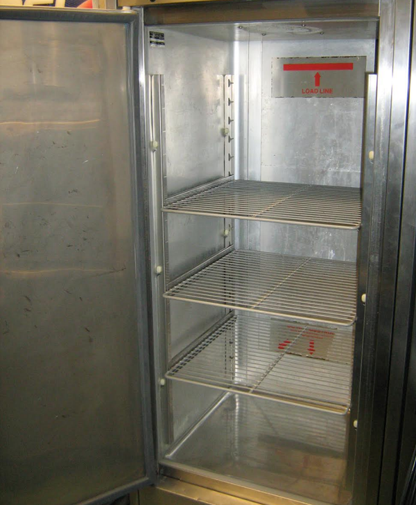Secondhand fridge
