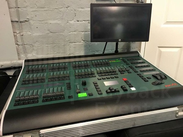 Secondhand Lighting console