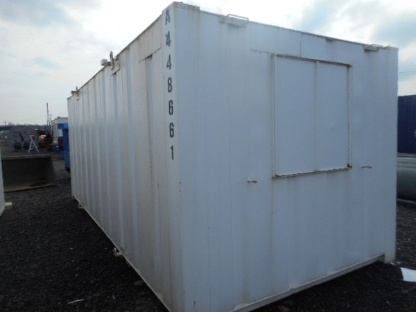 Used anti vandal Shipping container