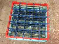 Glass washer racks for sale