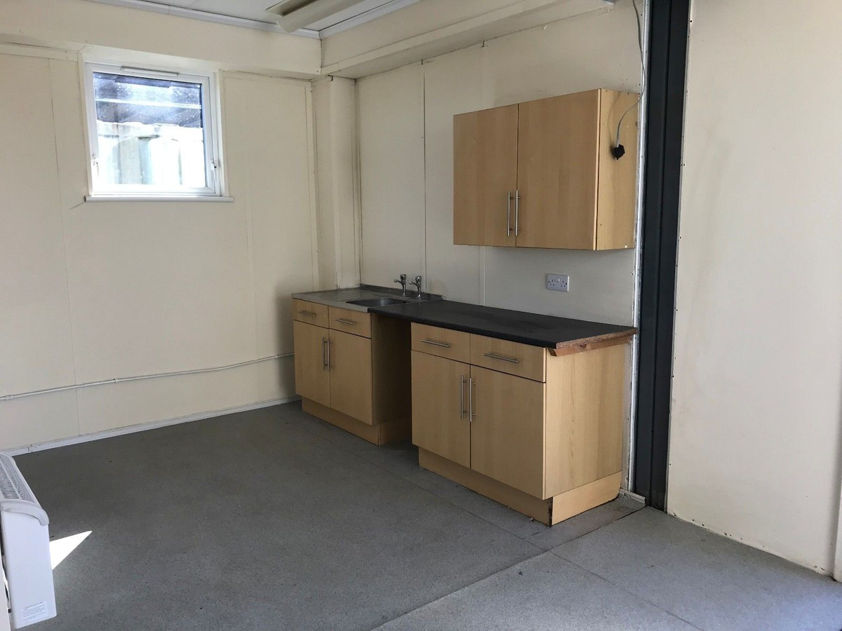 Modular Building Portable Sectional Office, Classroom, Welfare, Canteen,  Temporary 2 Bay Building 6 2m x 6 2m - Hull, East Yorkshire