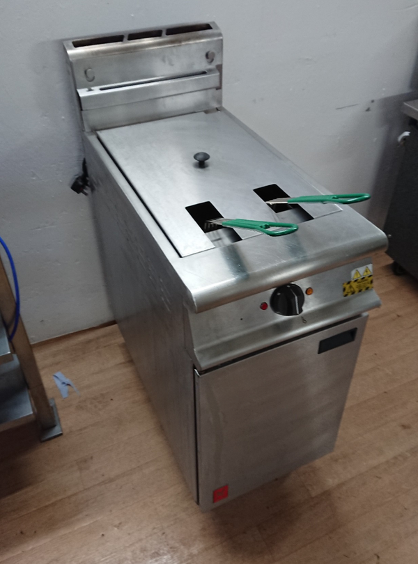 Twin basket fryer for sale