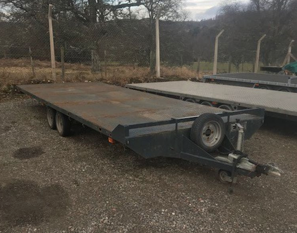 Buy 2 trailer for sale