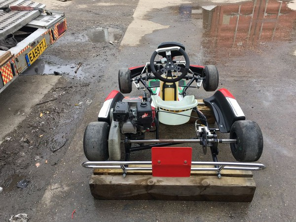 Used go kart for sale