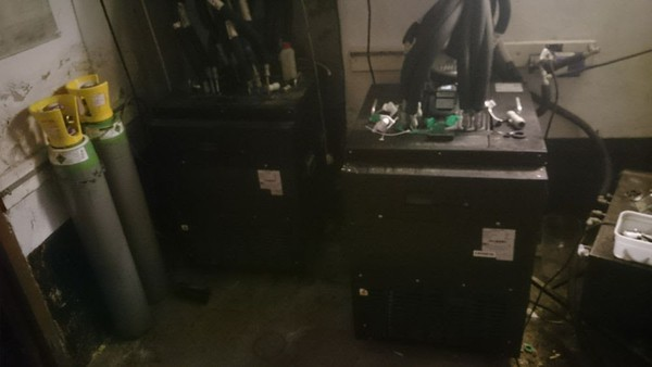 Used bar equipment