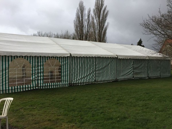 Framed marquee for sale