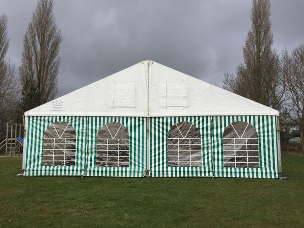 Standard for marquee