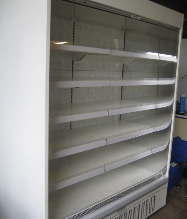 Used multi deck fridge