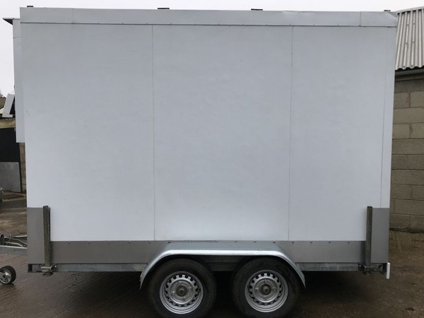 Secondhand trailer
