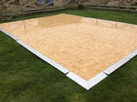 Light oak dance floor for sale