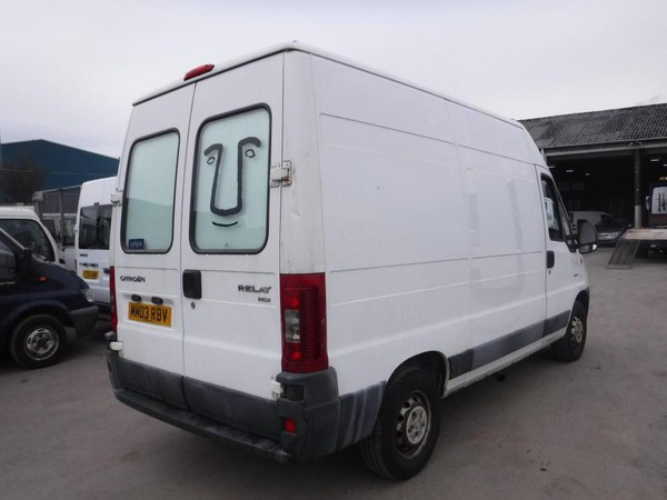 Secondhand van for sale