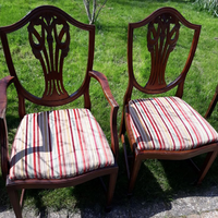 Mahogany chairs for sale