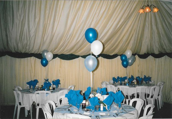 6m x 6m marquee lining