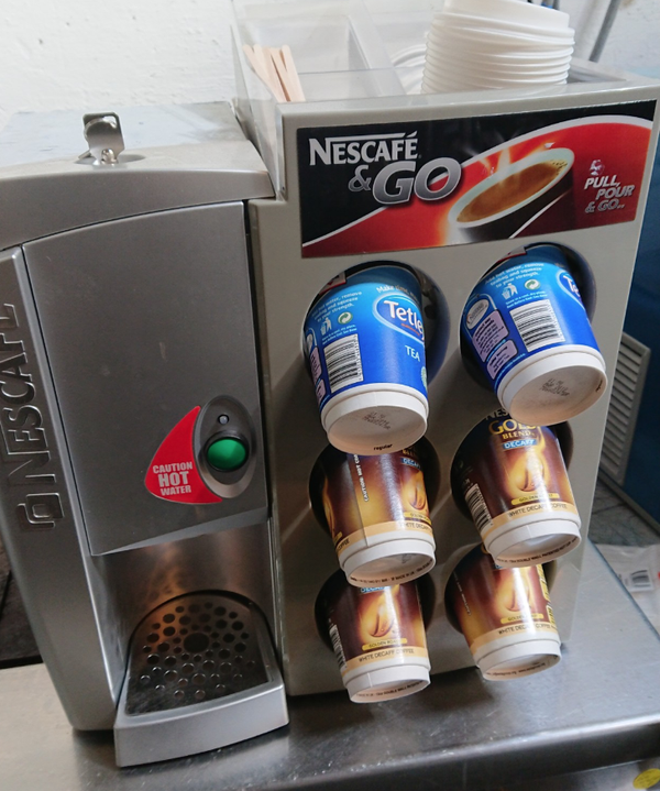 Nescafe coffee machine for sale