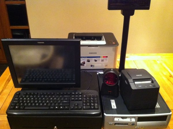 100% Complete EPOS System - Nr Cannock, Staffordshire
