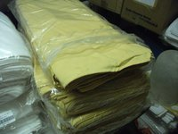 Gold / Yellow table cloths for sale