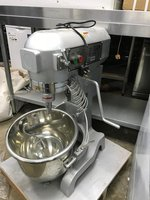 Buffalo food mixer for sale
