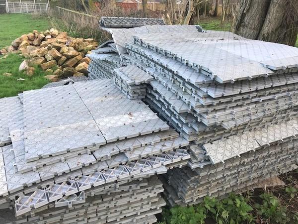Plastic flooring for sale
