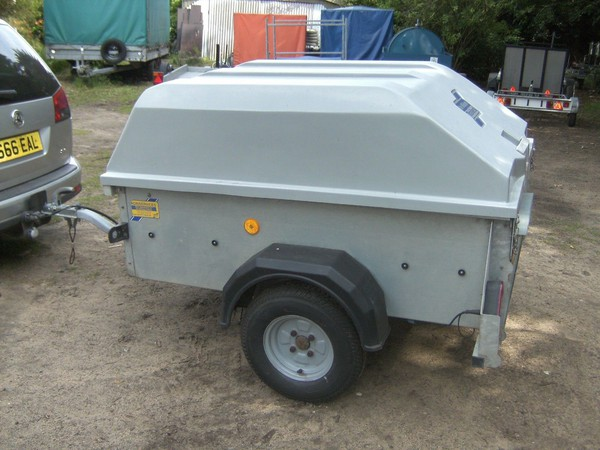 Droptail trailer for sale