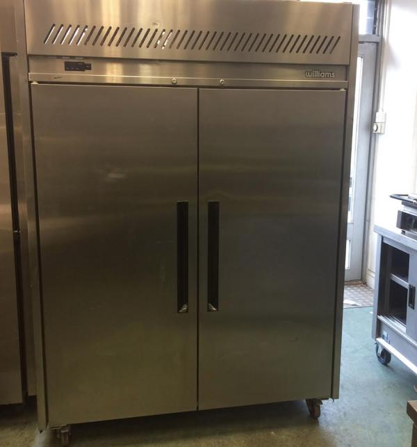 Double door fridge for sale