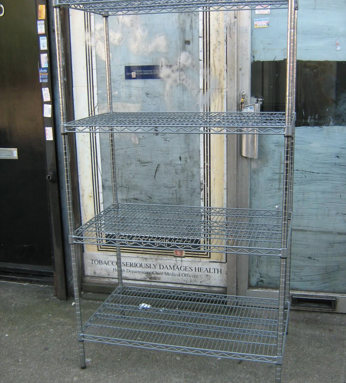 Secondhand Catering Equipment | Shelves and Storage Racks | 100cm ...