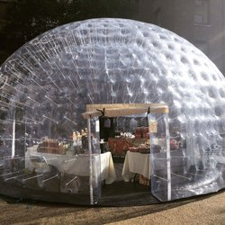 Inflatable dome for sale