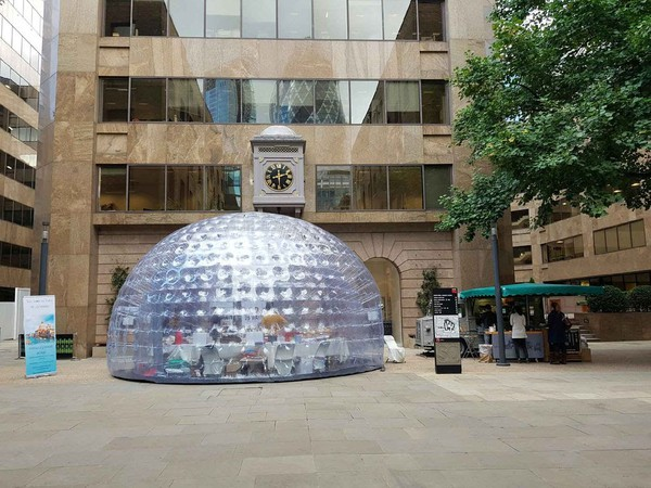 New inflatable dome marquees for sale