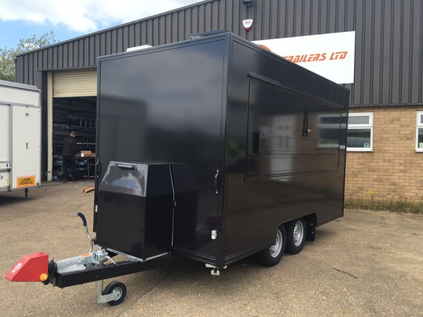 Secondhand trailer for sale