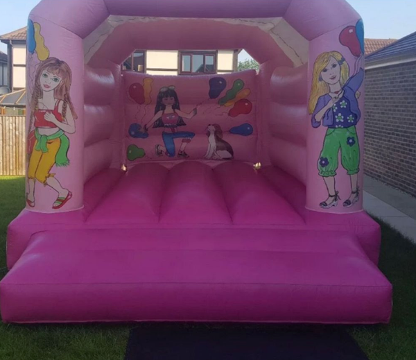 Bouncy castle for sale
