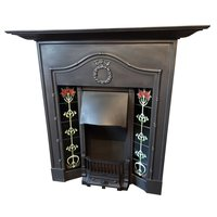 Original combi fireplace