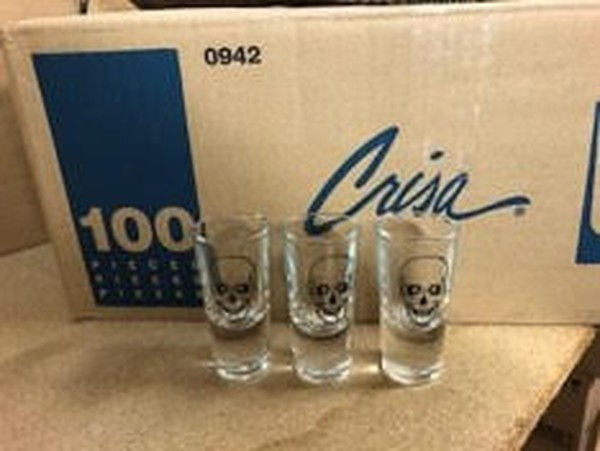 Shot glasses for sale