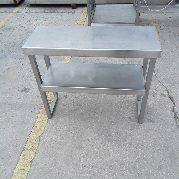 Heated gantry shelf for sale