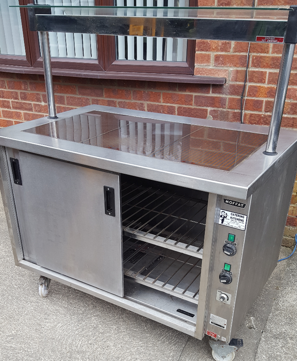Secondhand catering trolley for sale
