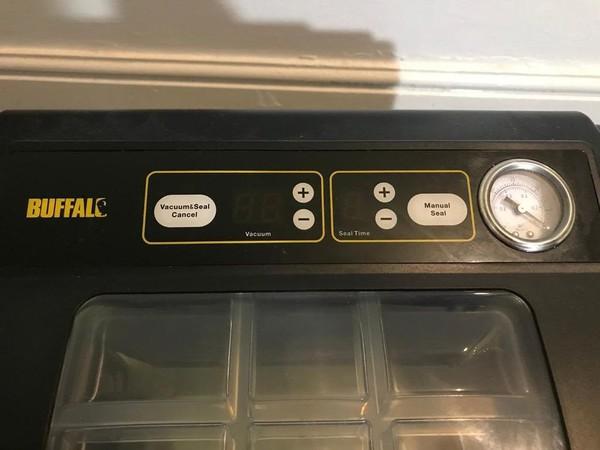 Secondhand vacuum sealer
