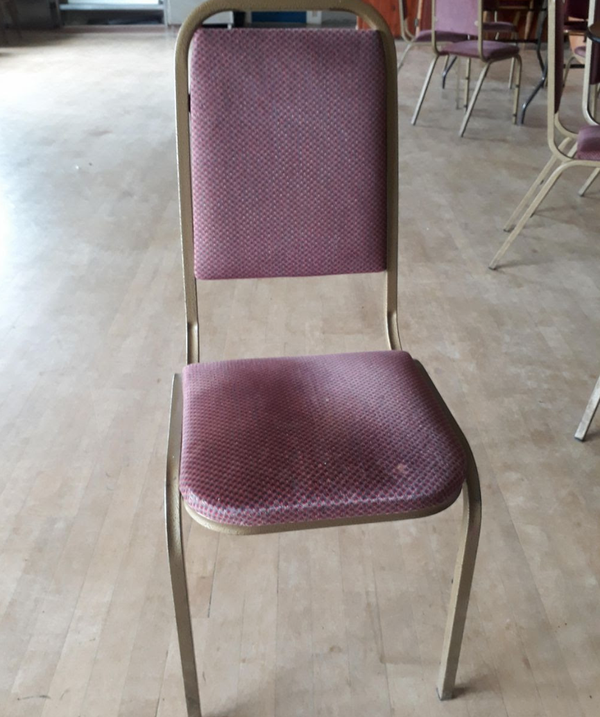 Stacking banquet chairs for sale