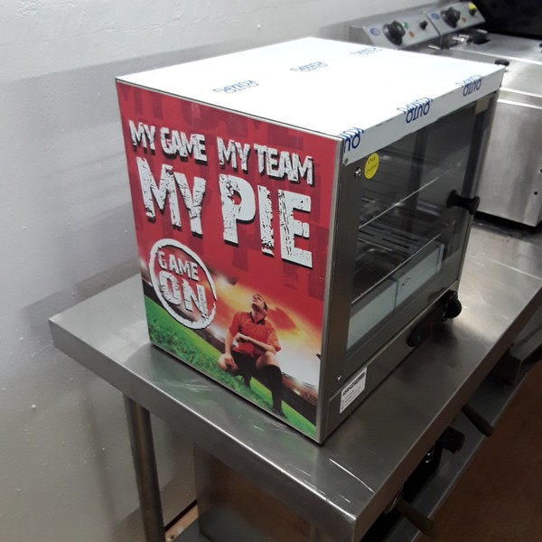 Pie warmer for sale