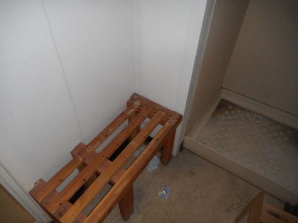6 + 1 toilet block for sale