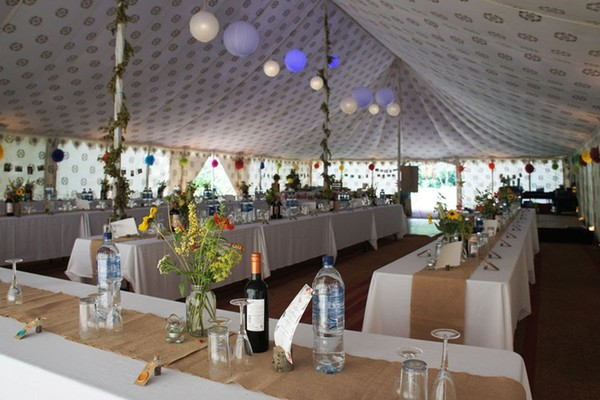 Brand new pole marquee for sale
