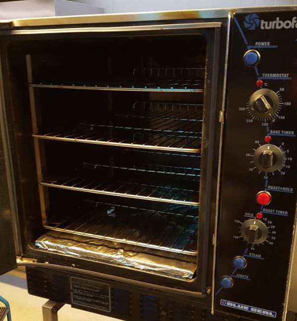 Blue seal oven for sale