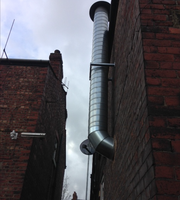 Ventilation system for sale