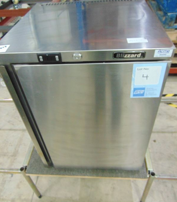 Secondhand Catering Equipment Under Counter Fridges And