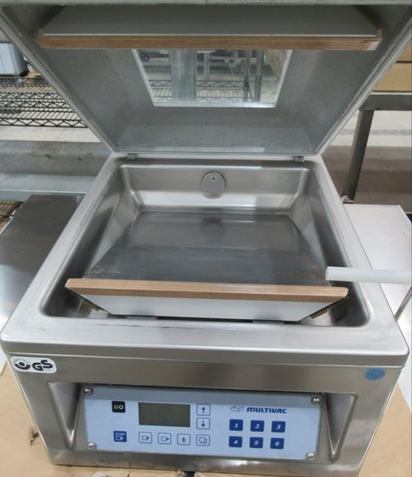 used vac packer