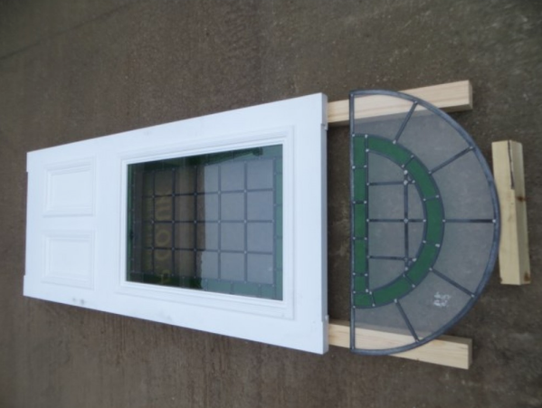 Handmade edwardian doors