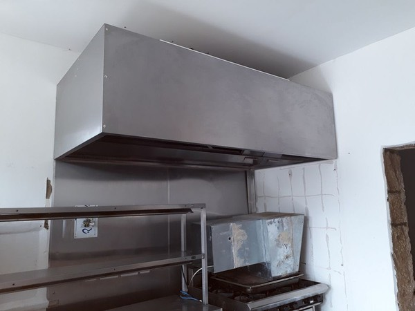 secondhand catering equipment canopies and extractor systems. Black Bedroom Furniture Sets. Home Design Ideas