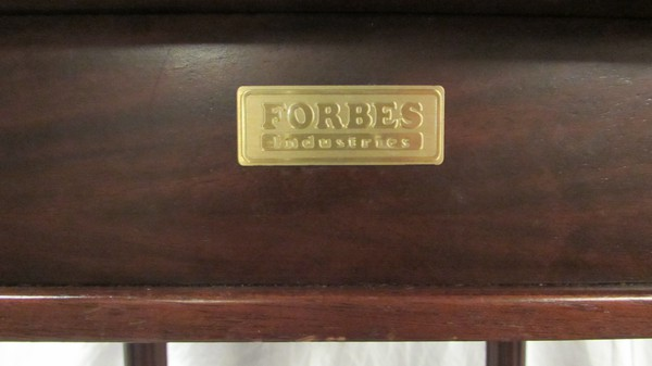 Forbes dessert trolley for sale
