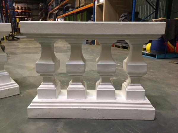 Plastic pillars for sale