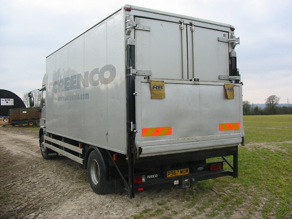Secondhand Iveco lorry for sale