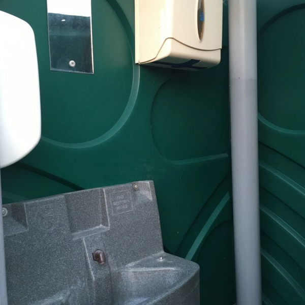 Used toilet units for sale